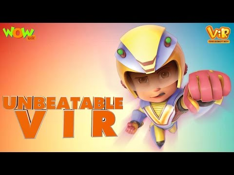 Unbeatable Vir - Vir The Robot Boy - Promo...