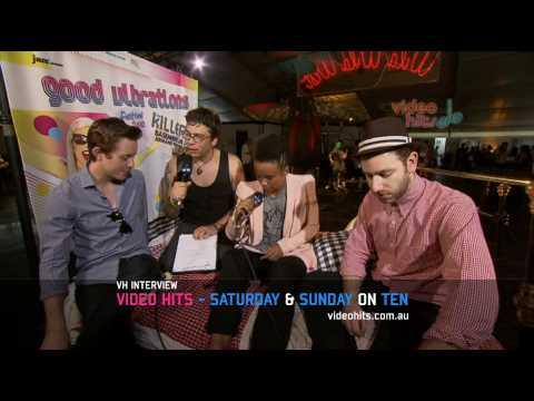 Video Hits interviews Chase & Status - Good Vibrations 2010