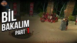 Bil Bakalım 1. Part   29. Bölüm   Survivor Türkiye - Yunanistan