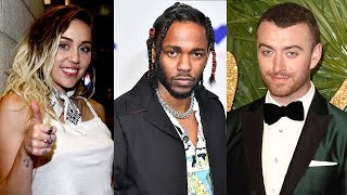 Miley Cyrus, Kendrick Lamar, Sam Smith & MORE Performers Added To Grammys 2018