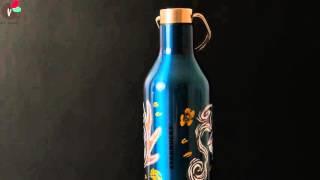 Starbucks Double Stainless Bottle in Siren Pattern