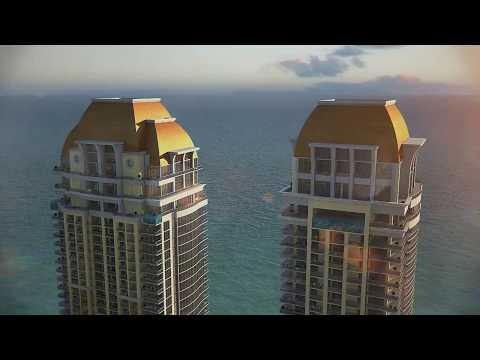 The Estates At Acqualina Sunny Isles, Miami Beach Luxury Oceanfront Condominiums
