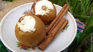 Мультиварка рецепты  Печеные яблоки в мультиварке