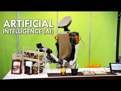 Artificial Intelligence (AI) | Robotics | AI Revolution | Technology | March of the Machines