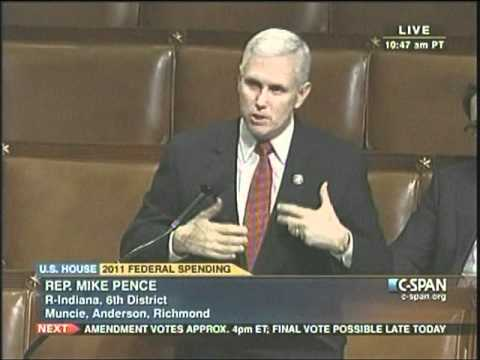 Congressman Pence Fights for Indiana Jobs