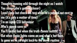 N-Dubz ft. Mr.Hudson - Playing With Fire With Lyrics