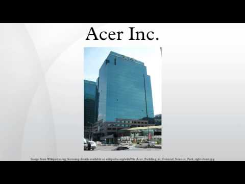 Acer Inc.