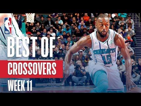 NBA's Best Crossovers | Week 11