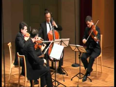 Debussy, String Quartet Op.10 in G - 3. Andantino, doucement expressif