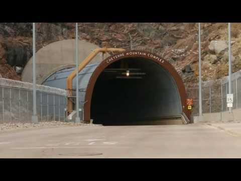 Cheyenne Mountain Base From Stargate Ambient Noise for 6 Hours