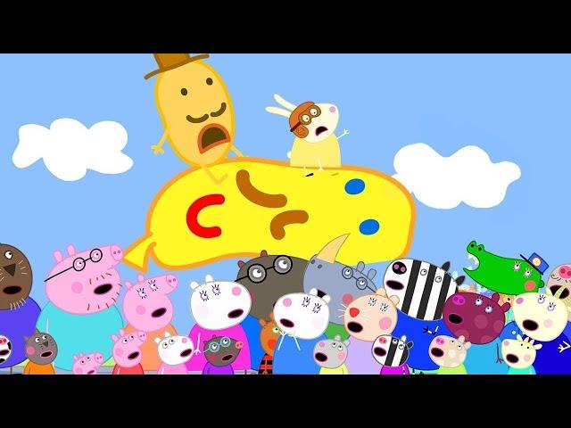 Peppa Pig Français 🎉 Peppa visite le carnaval | Épisode Complet | Dessin Animé Pour Bébé