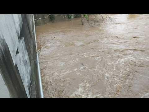 East Palo Alto steam flood
