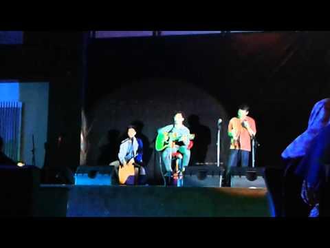 The SWAN Acoustic Cover Ibu By Sakha (Seribu Satu Cinta) @Aula Perum DPR Kalibata