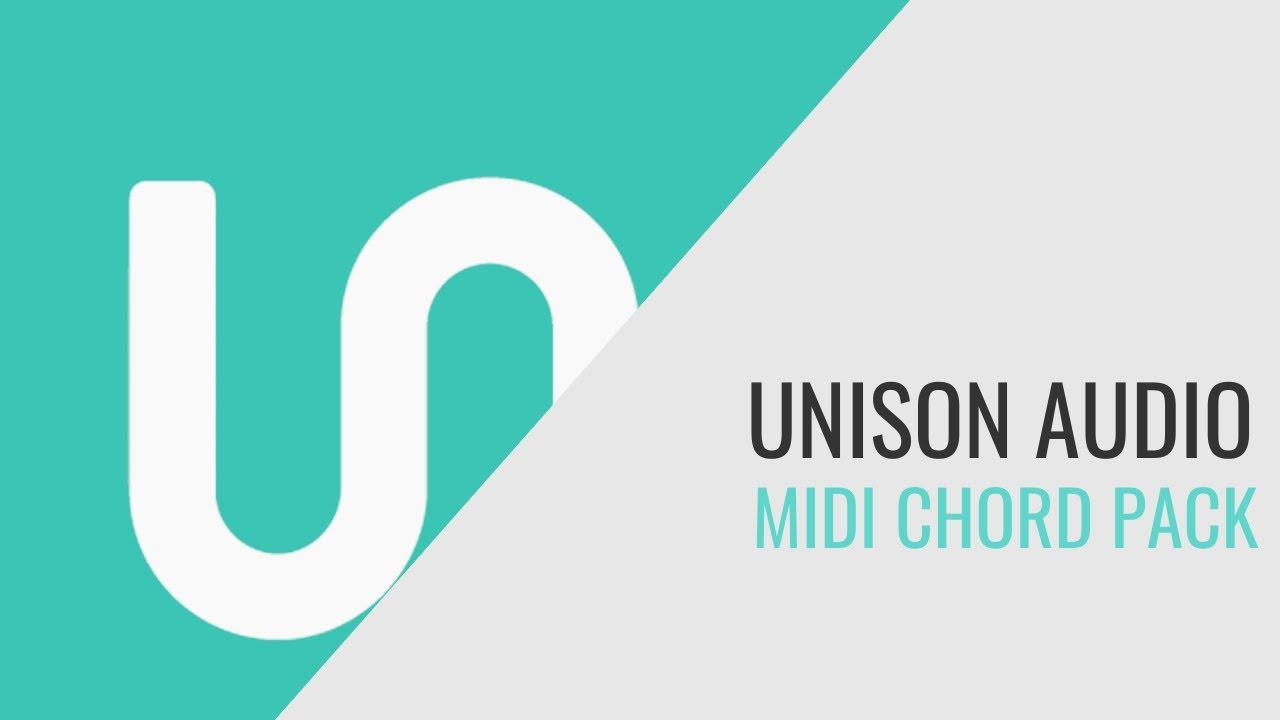 Unison MIDI Chord Pack VST Crack + Torrent 2021 Free Download