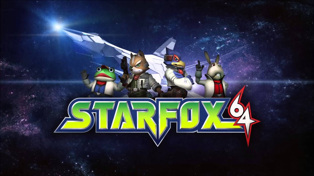 Image result for Star Fox 64 1920x1080