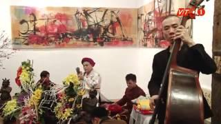 Thể nghiệm mới  Chầu văn kết hợp với nhạc Jazz   VNOTV