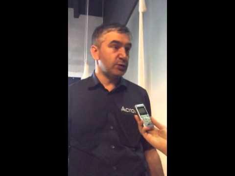 Sergey Belousov interview for News.am Sport