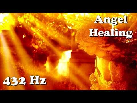 Angel Dreams Healing Song (432 Hz/1 Hour healing meditation, relaxation, dreaming)