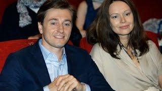Сергей Безруков бросил жену