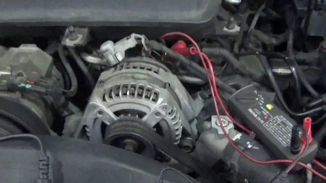 Como Funcionan Los Alternadores De Chrysler  Jeep  Dodge