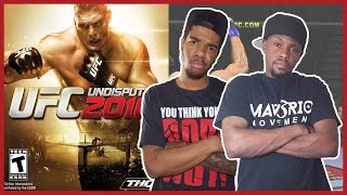 RAMPAGE JACKSON vs TITO ORTIZ - UFC Undisputed 2010 Gameplay | #ThrowbackThursday