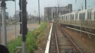 PATH Newark Train Reroute through Yard