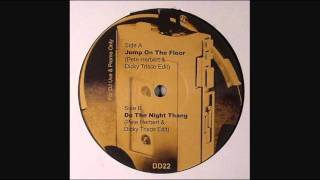 Pete Herbert & Dicky Trisco - Do The Right Thing (Disco Deviance)