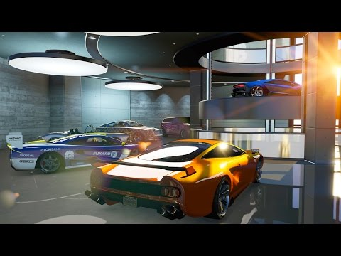 GTA 5 Online - IMPORT/EXPORT MONEY MISSION | EXPENSIVE CARS AND NEW GARAGES!