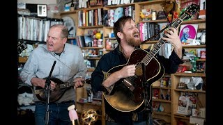 Dan Auerbach: NPR Music Tiny Desk Concert YouTube Videos