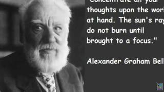 Alexander Graham Bell Biography in Hindi