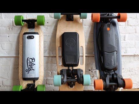 Best 3 Mini Electric Skateboards Under $750 - YouTube