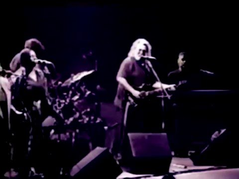 Sisters & Brothers - Jerry Garcia Band - 11-9-1991 (Vers3) Hampton Coliseum, Hampton, Va. set1-07