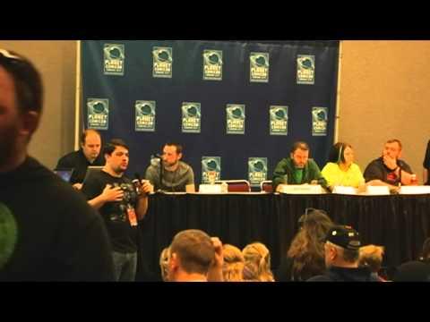 Planet Comicon 2015 Panel: Google Ingress