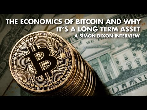The Economics Of Bitcoin And Why It's A Long Term Asset - Si