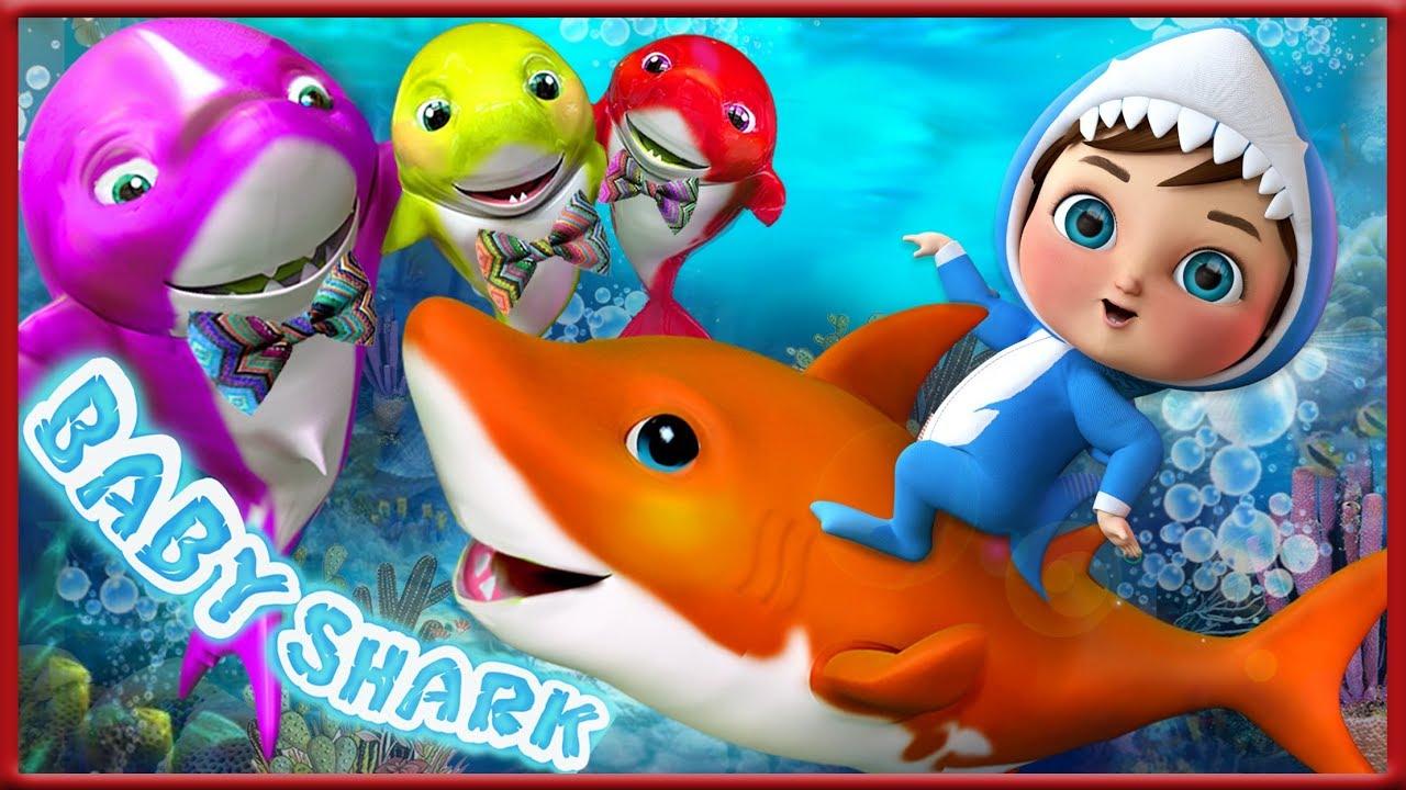 Baby Shark Dance   + More Nursery Rhymes & Kids Songs ...