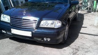 видео Купить тюнинг обвес Mercedes Benz C-Сlass W202