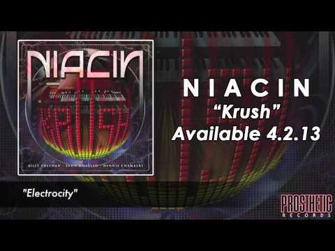 """Niacin - """"Krush"""" Album Teaser (OFFICIAL)"""