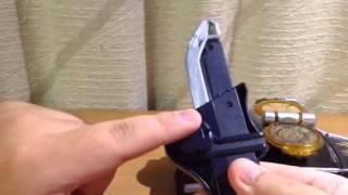 戦極ドライバーに付いてる小型剣の外し方 thumbnail