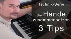 3 Tips bei Problemen, die Hände zusammen zu setzen - Technik-Serie von Torsten Eil