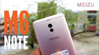 MEIZU M6 Note Full review (ENGLISH) Best Dual Camera phone in Budget?