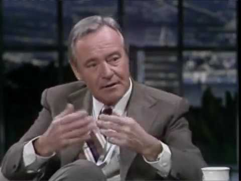 JOHNNY CARSON INTERVIEW JACK LEMMON