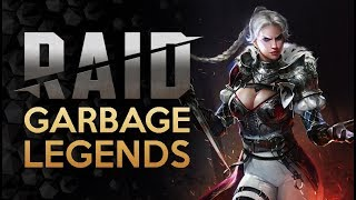 RAID: Garbage Legends