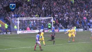 Highlights: Portsmouth 1-0 Exeter City