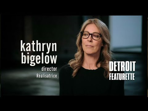 DETROIT - de Kathryn Bigelow - Featurette