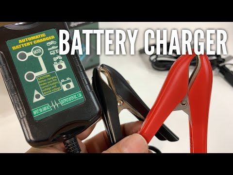 Maintain Your Car Battery with the LST 6V 12V Trickle Battery Charger by LEICESTERCN