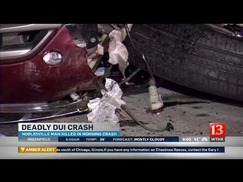 Fatal DUI crash