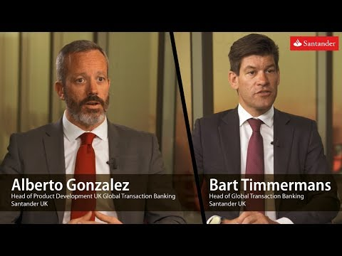 Santander UK - Transforming its corporate banking business