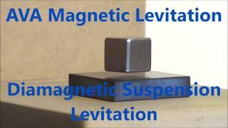 Diamagnetic Suspension Levitation ( Magnetic Secrets )