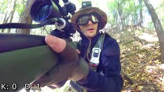 Ninja Vanish - LONGSHOTS - MB10 Sniper Gameplay Part 1