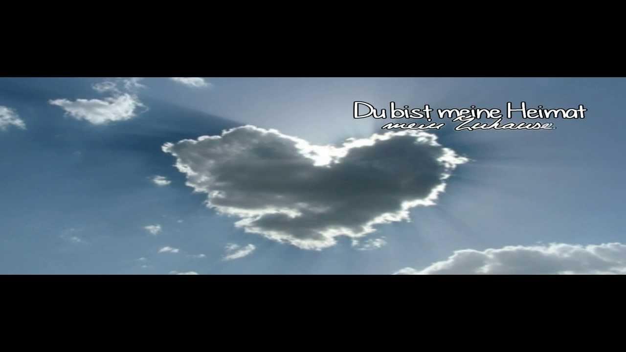 Du Bist Mein Leben Weil Fur Dich Nur Noch Mein Herz Schlagt Youtube